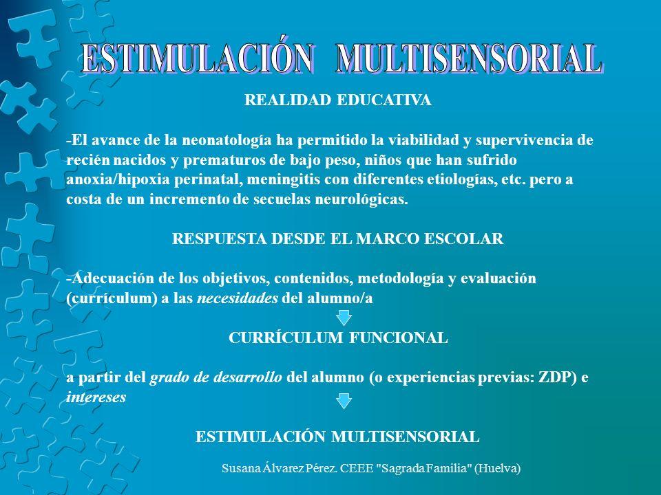 Susana Álvarez Pérez.CEEE Sagrada Familia (Huelva) 6.-ESTIMULACIÓN SENSORIAL VISUAL.
