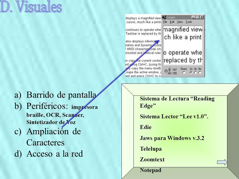 Sistema de Lectura Reading Edge Sistema Lector Lee v1.0.