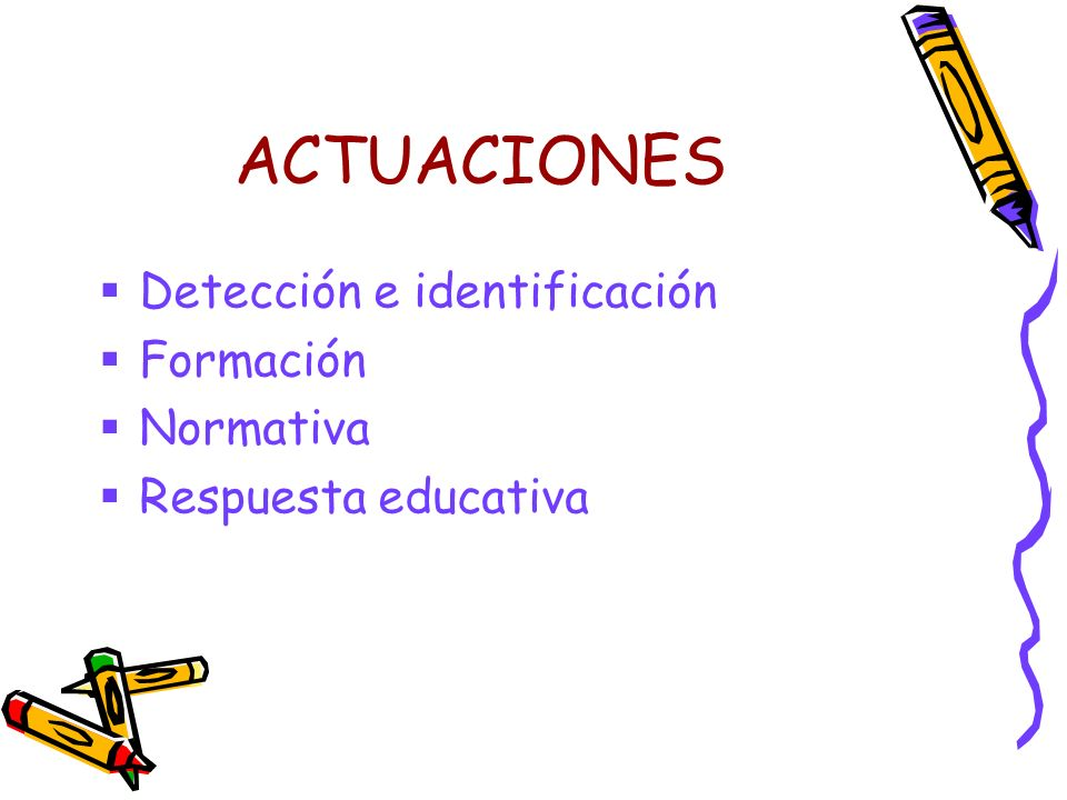 DETECCIÓN E IDENTIFICACIÓN Centros de Infantil y Primaria (507 centros).