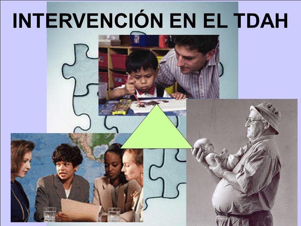 El niño con TDAH no observa la ficha antes de leer el enunciado Orjales (2008)