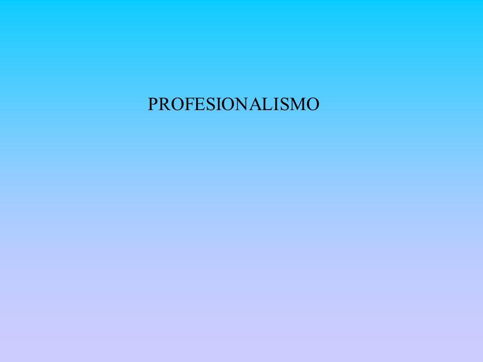 Profesionalismo y la educación infantil Un profesional es una persona quien tiene un conocimiento y unas habilidades especiales para hacer un trabajo o proveer un servicio.