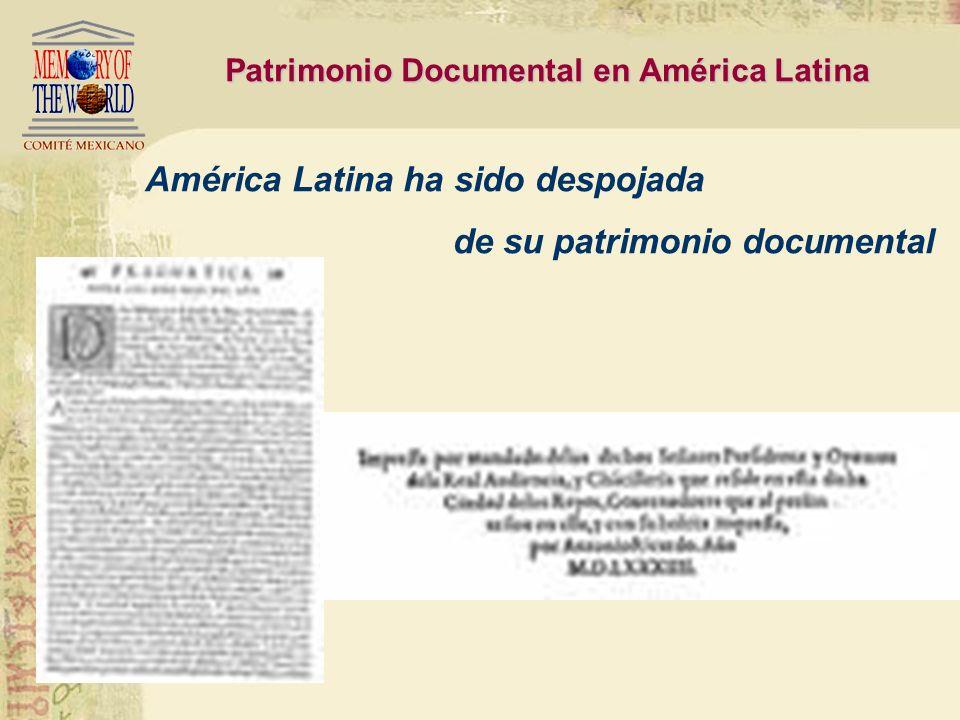 Documentos audiovisuales Fotografías Discos sonoros de acetato Casetes Discos compactos Películas Diapositivas Documentos de la radio y la televisión