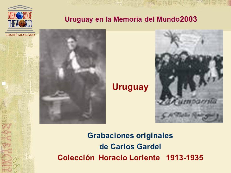 MÉXICO EN LA MEMORIA DEL MUNDO 2007 Música Colonial Americana Cancionero Musical de Gaspar Fernandes Mss. Archivo. Catedral de Oaxaca Propuesta Mtro A