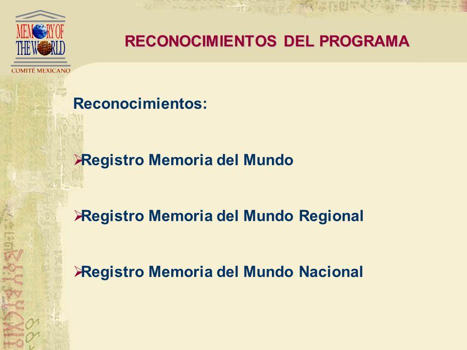 Asesorado por: Un Comité Consultivo Internacional 14 miembros. Comités Regionales: Asia Pacífico, 1999- América Latina y el Caribe. MOW-LAC, 2000- Afr