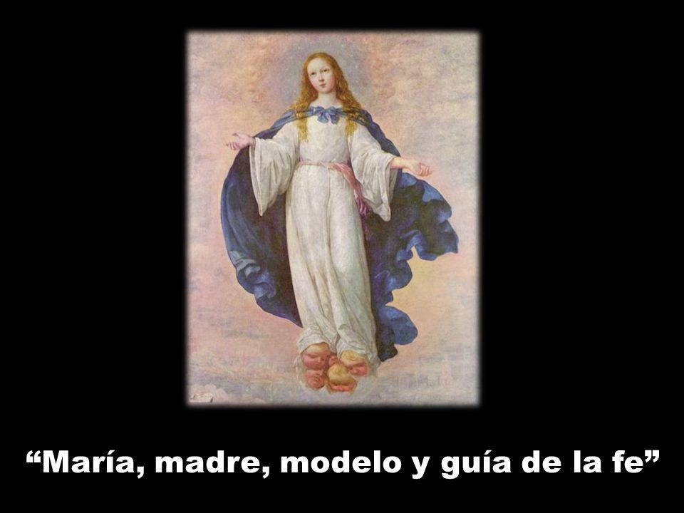 Virgen Inmaculada haz que la fe en la Resurrección de Cristo nos oriente cada vez más decididamente hacia los bienes eternos.