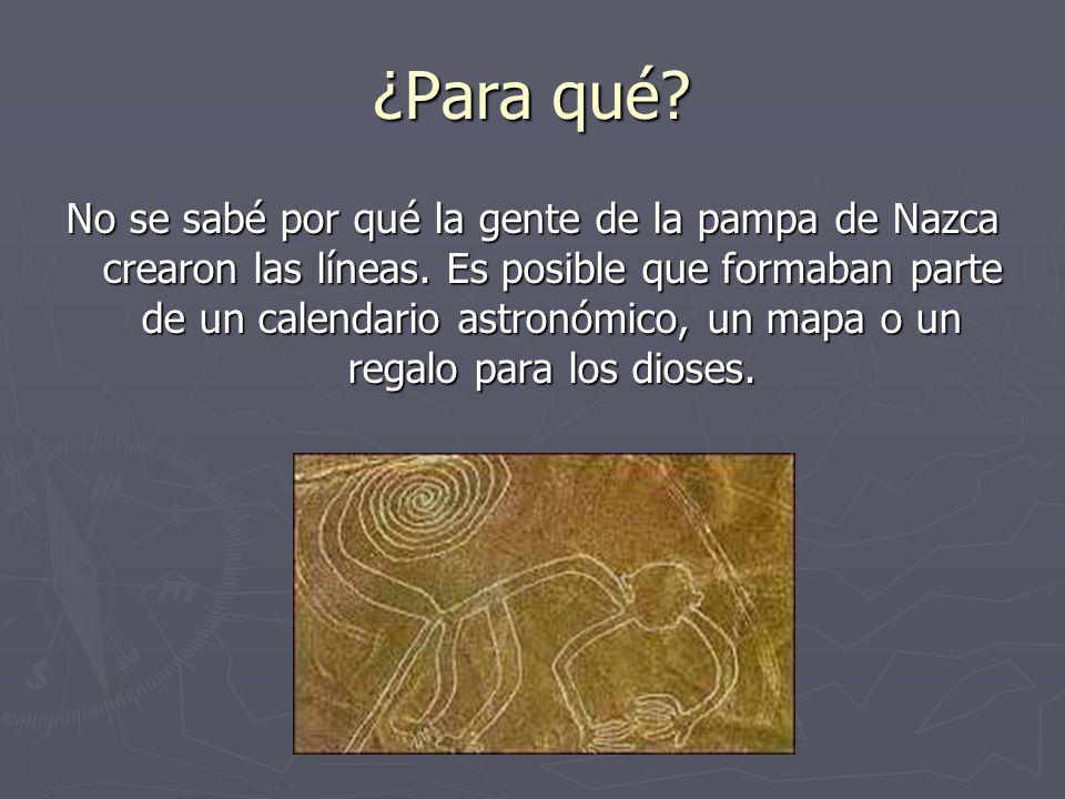 You Tube http://www.tu.tv/videos/las-figuras-de- nazca http://www.tu.tv/videos/las-figuras-de- nazca http://www.tu.tv/videos/las-figuras-de- nazca http://www.tu.tv/videos/las-figuras-de- nazca Listen carefully.