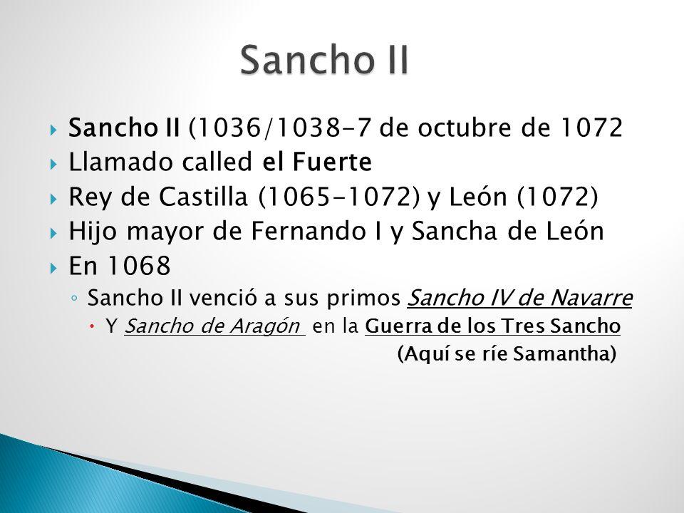 Hijo de Diego Laínez Diego Laínez de Vivar El Cid Se educa junto al infante Sancho Sancho lo nombra alférez de la milicia real alférez = 2 nd lieutena