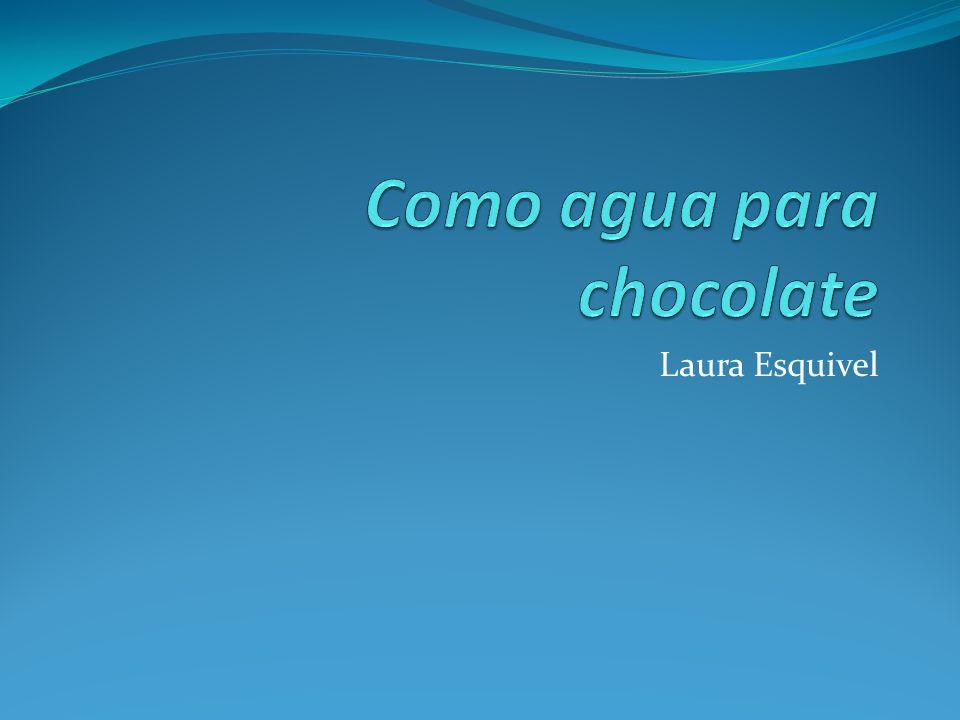 Laura Esquivel 1951- Nace en México D.F.