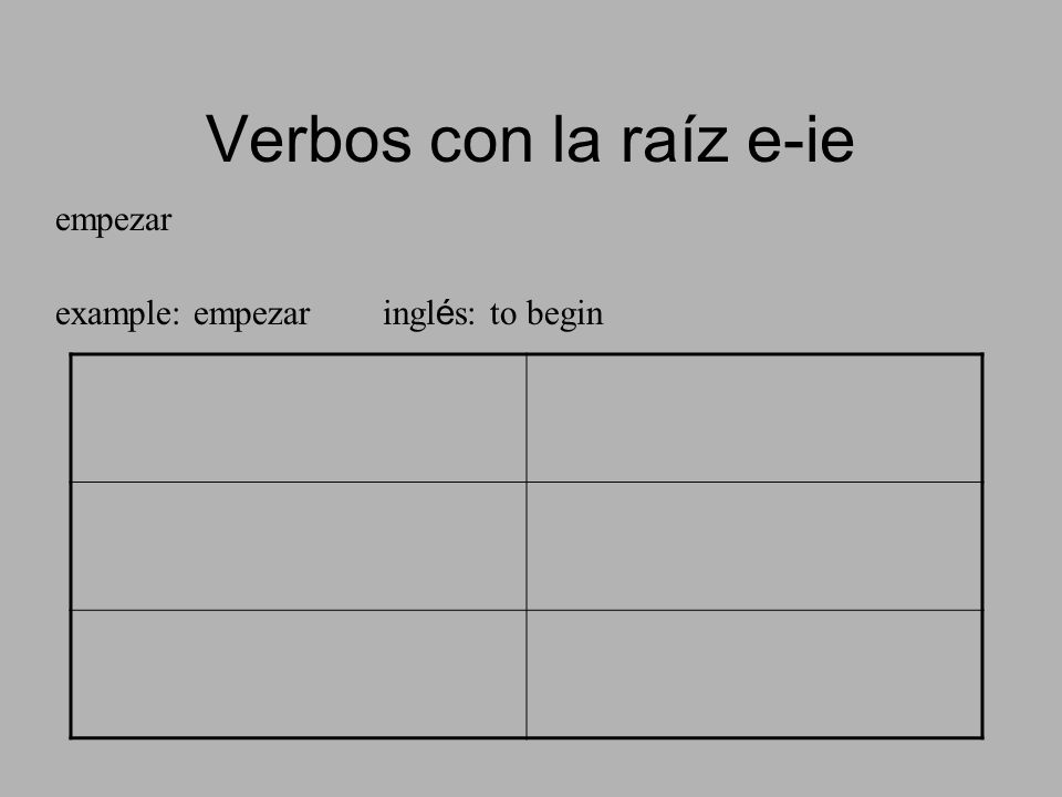 Escriba las oraciones siguientes en espa ñ ol.Write the following sentence in Spanish.