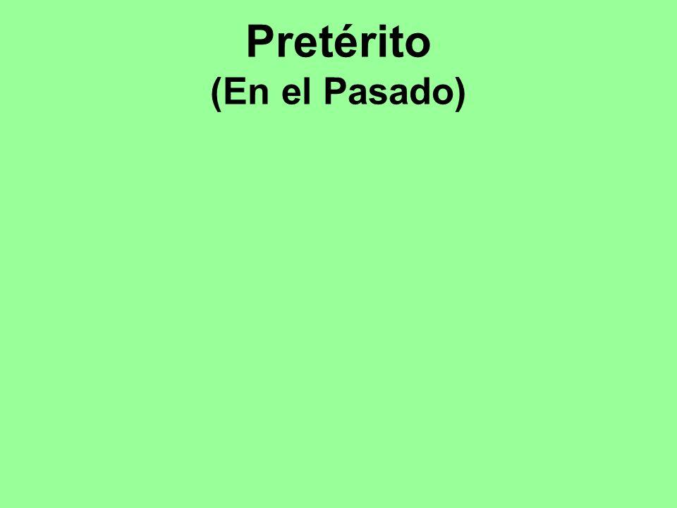 Pronombres en español Singular yo is I Plural nosotros (as) is we tú is youvosotros (as) él is he, ella is she ustedes is you ellos (as) they