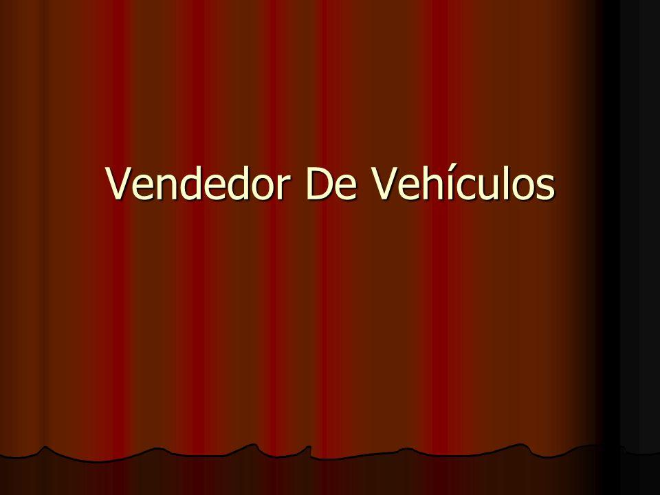 Vendedor De Vehículos