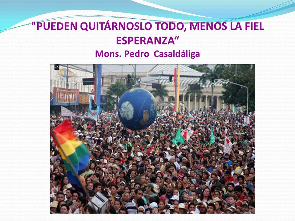 FORO SOCIAL MUNDIAL OTRO MUNDO ES POSIBLE Y YA NACIÓ Las Promotorías de Justicia y Paz de CIDALC y CODALC hemos participado activamente, junto con la Comisión Dominicana de Justicia y Paz de Brasil, en el Foro Social Mundial que tuvo lugar en enero del 2009 en Belém do Pará, Brasil.