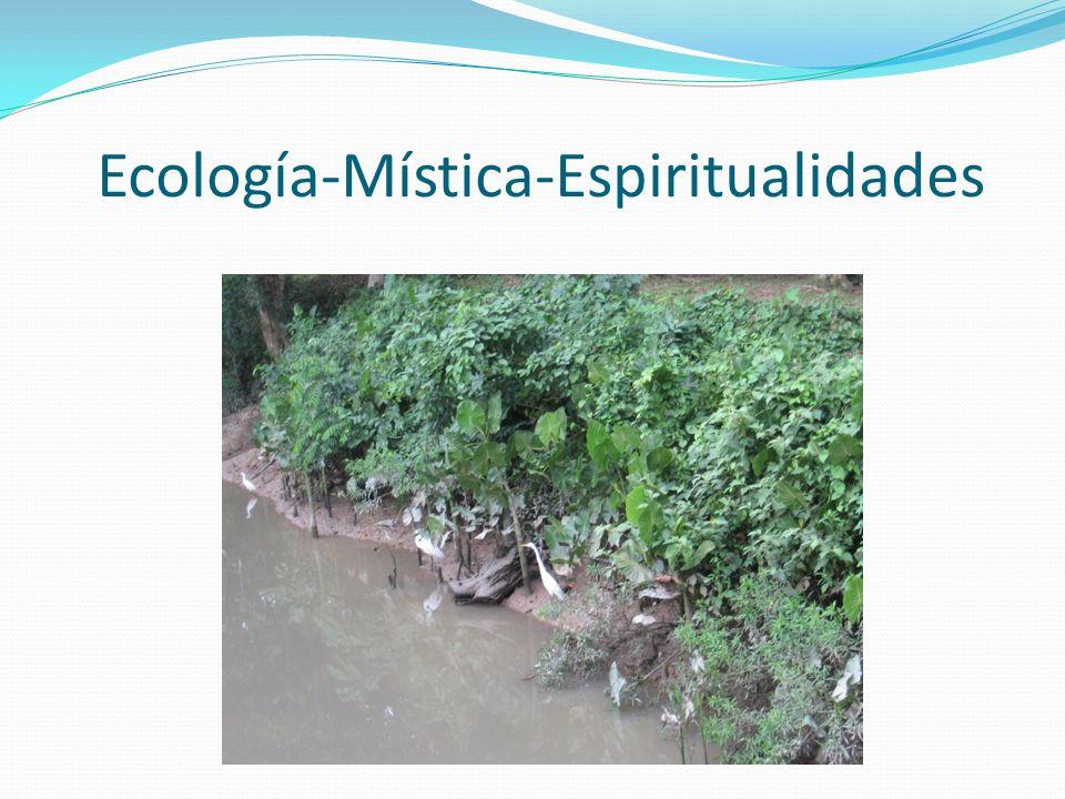 Ecología-Mística-Espiritualidades