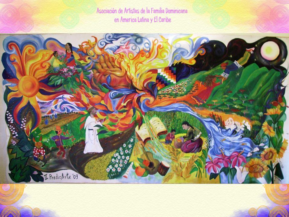 Otras Actividades: Socialización de información: Página de la Orden (Link Jubileo) Página CODALC Exposiciones: Irradiando Colores – Brigitte Loire – Mejico 2009 Vida, Arte y Justicia Social – Thoma Swanson - Ohio 2009-2010
