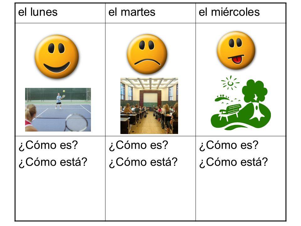 Practice 1: 1.Andrea ___________ en la Universidad.