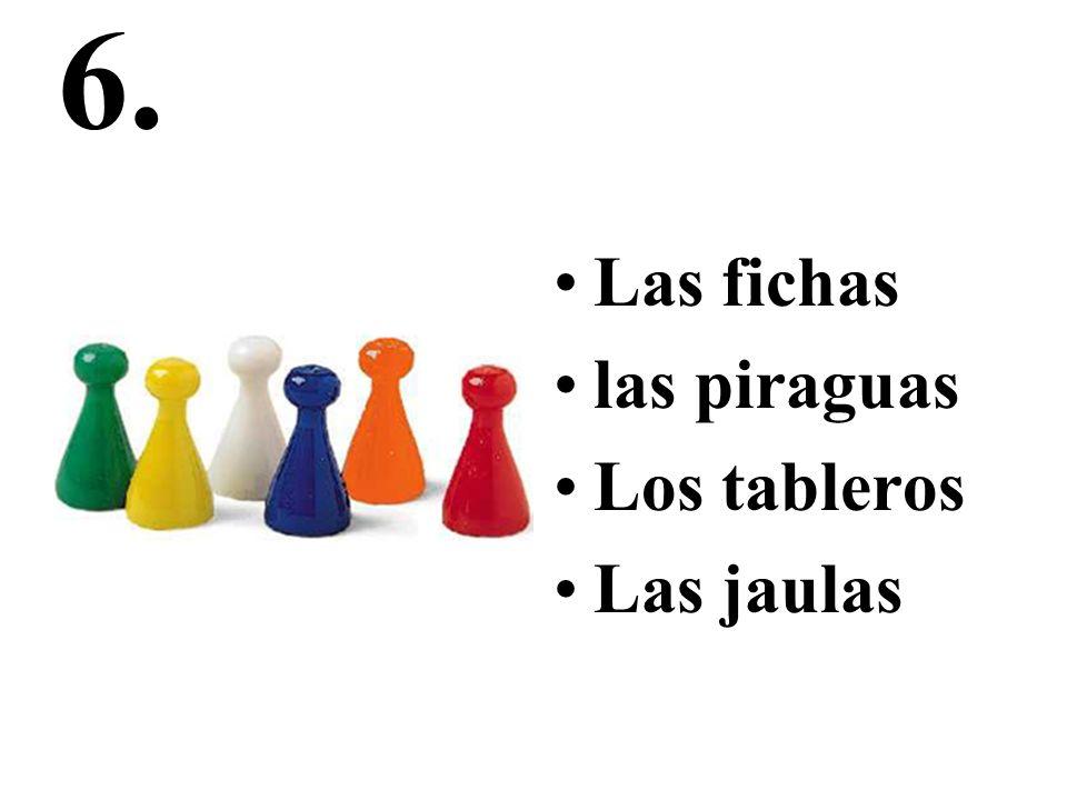 7. LA NORIA EL TIOVIVO EL BOTE LA PIRAGUA