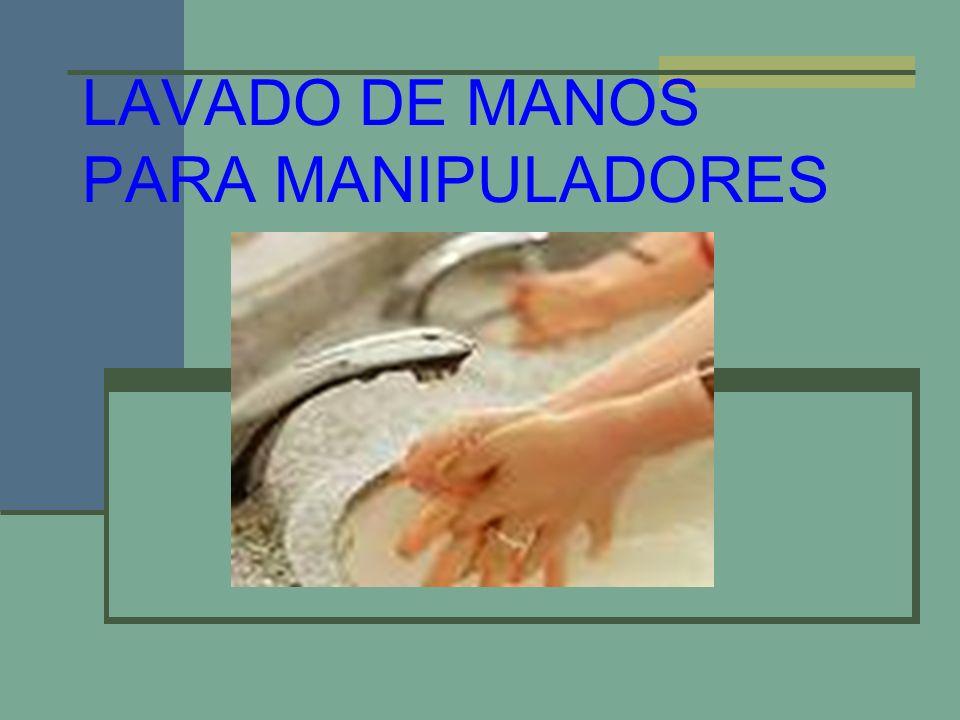 TÉCNICA 3.Frótese las manos con un movimiento rotatorio.