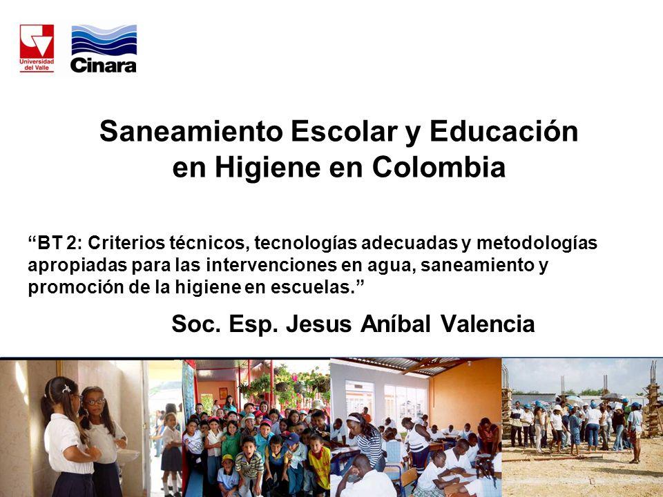 El Inicio Proyecto saneamiento e higiene escolar 1999 – 2003 Proyecto saneamiento e higiene escolar Nicaragua – 2001 Introducción enfoque inteligencia emocional – 2002 Apoyos institucionales: UNICEF, Plan Internacional, Administraciones municipales, empresa privada.