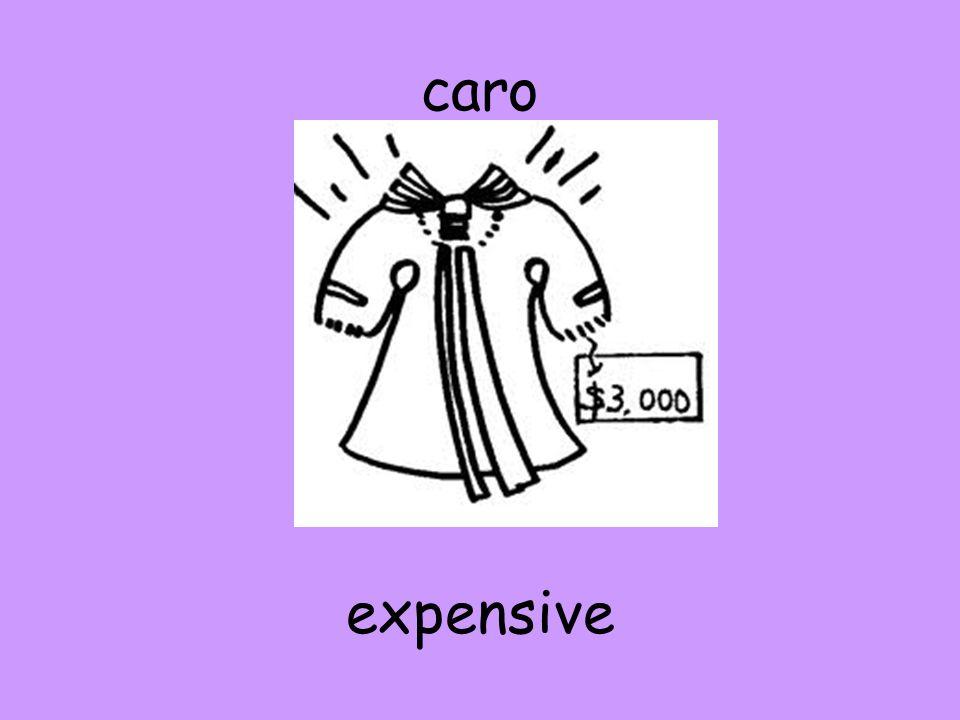 caro expensive