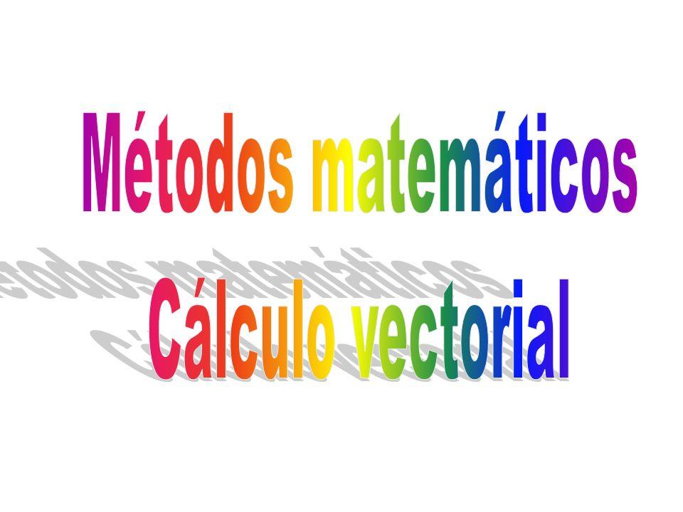 1.Escalares, vectores y el álgebra vectorial 2.Funciones vectoriales de varias variables 3.Diferenciación parcial 4.El gradiente, la divergencia y el rotacional 5.Integración múltiple 6.Integral de línea 7.Integral de superficie 8.El teorema de la divergencia 9.El teorema de Stokes 10.Otros teoremas integrales