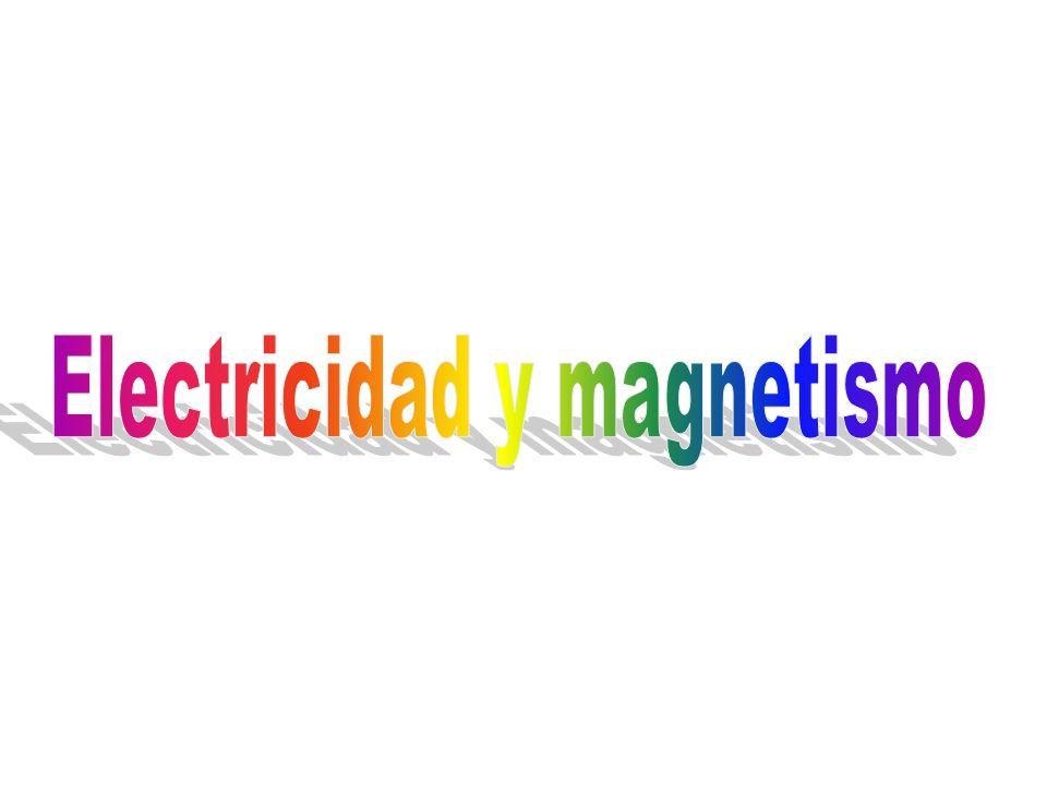 1.Electrostática 2.Electrostática con medios materiales 3.Magnetostática 4.Magnetostática con medios materiales 5.Los campos variables en el tiempo y las ecuaciones de Maxwel