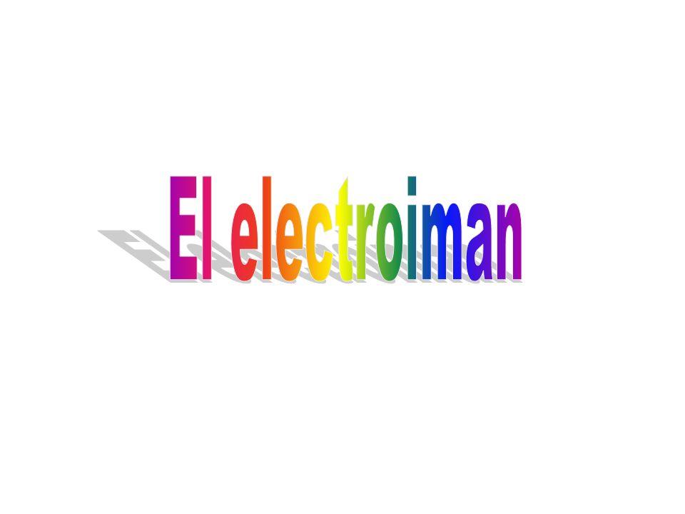 Si ahora nos fijamos en todo el circuito Las fuerzas sobre los electrones