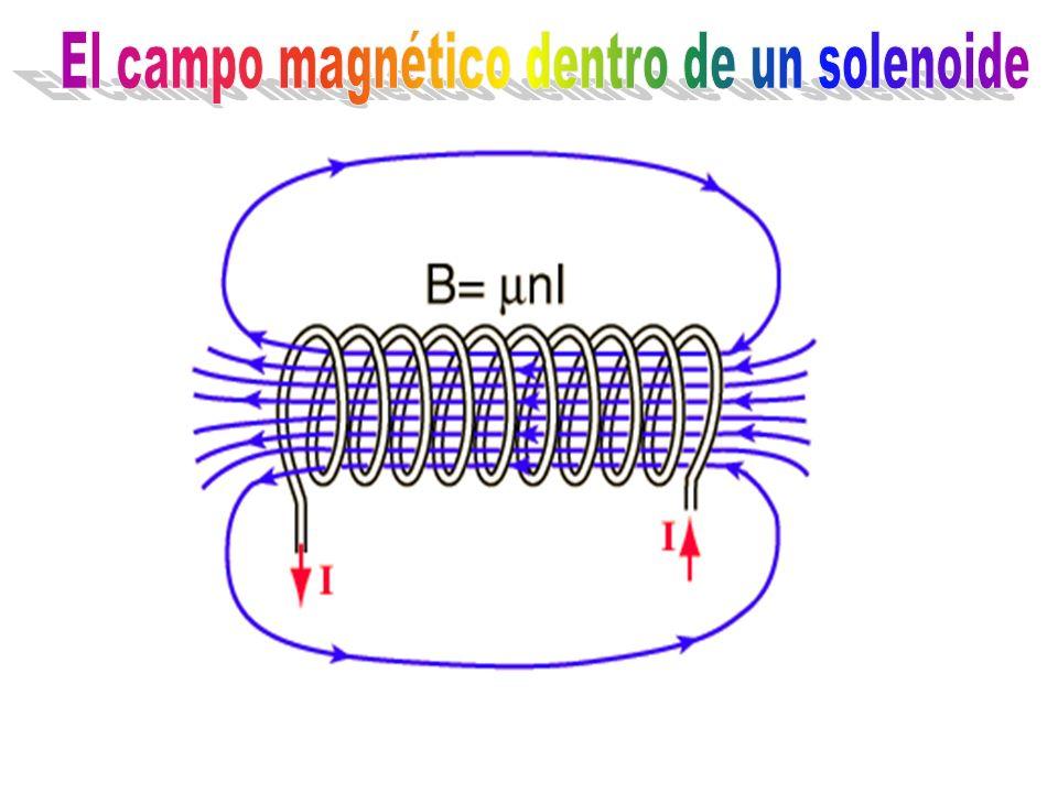En los tres casos anteriores se originaba una corriente eléctrica en el circuito.