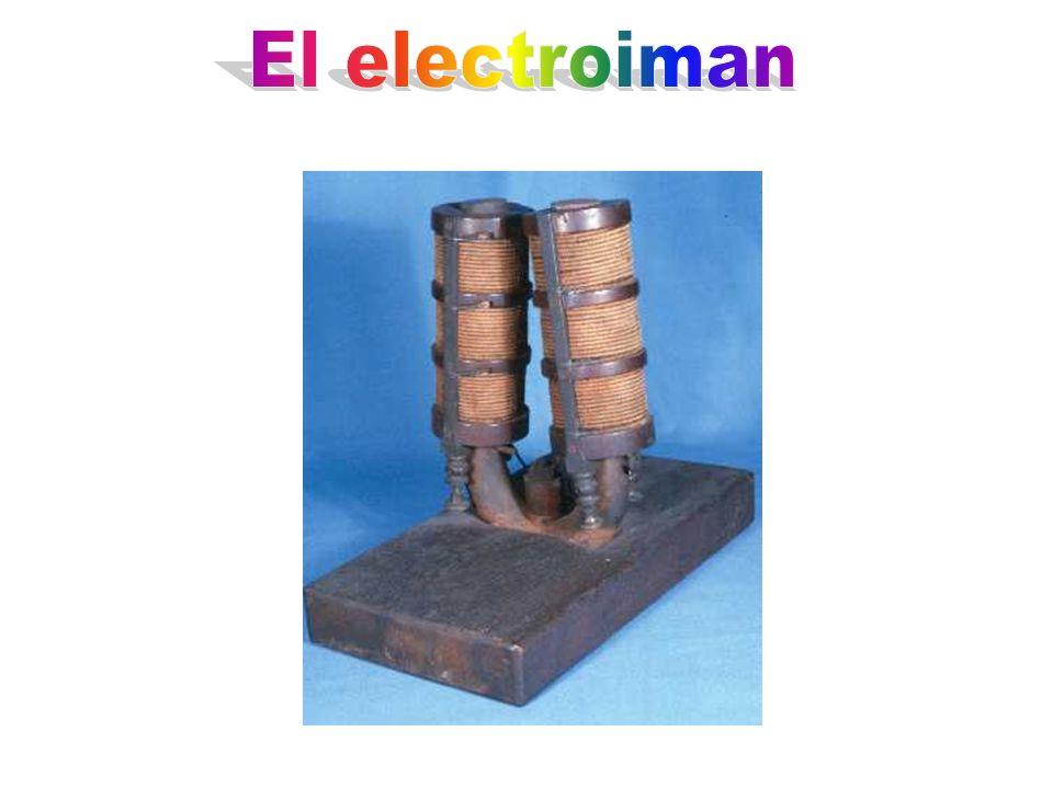 Fue inventado por el electricista británico William Sturgeon en 1825.