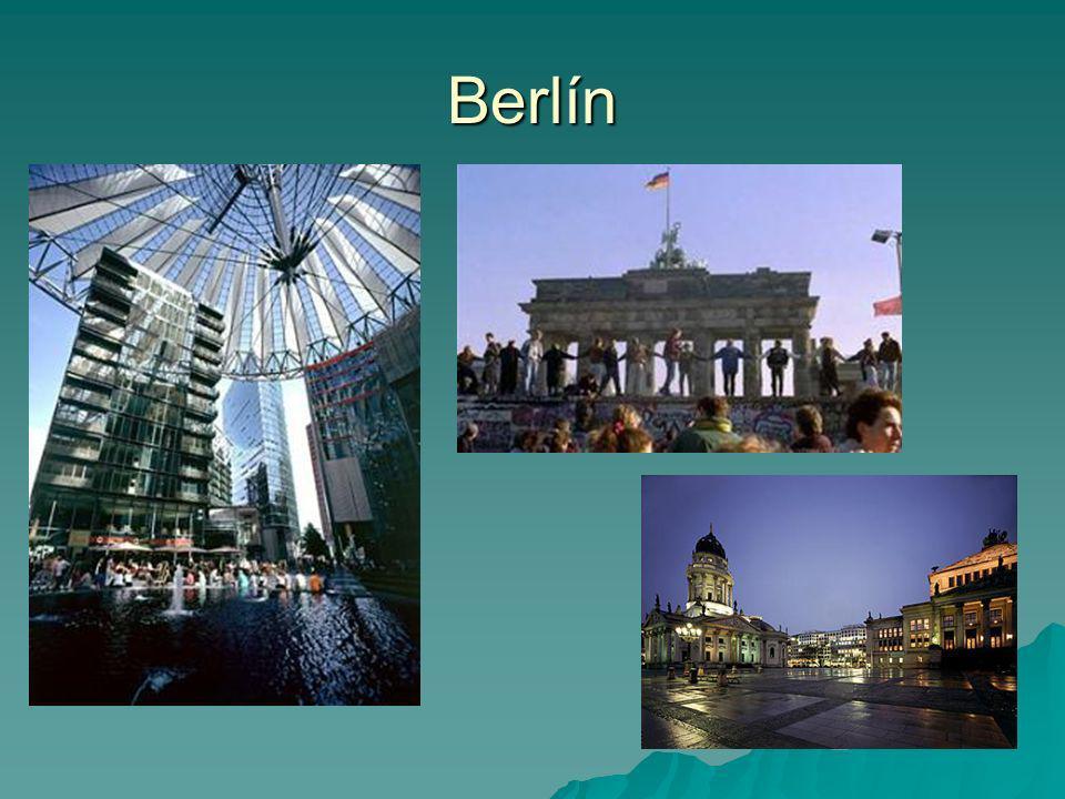 Algunas ciudades alemanas más … Munich Frankfurt Frankfurt Baviera Baviera