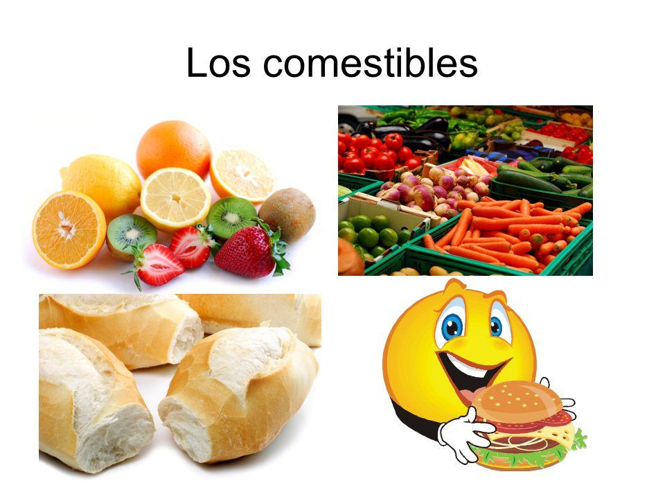 Los comestibles