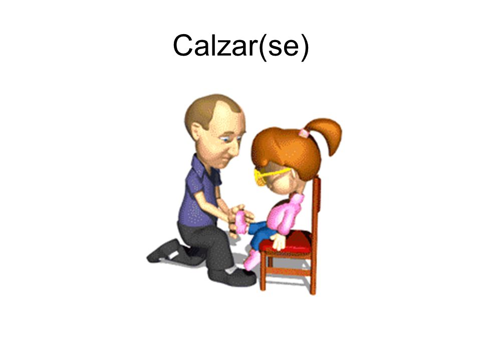 Calzar(se)
