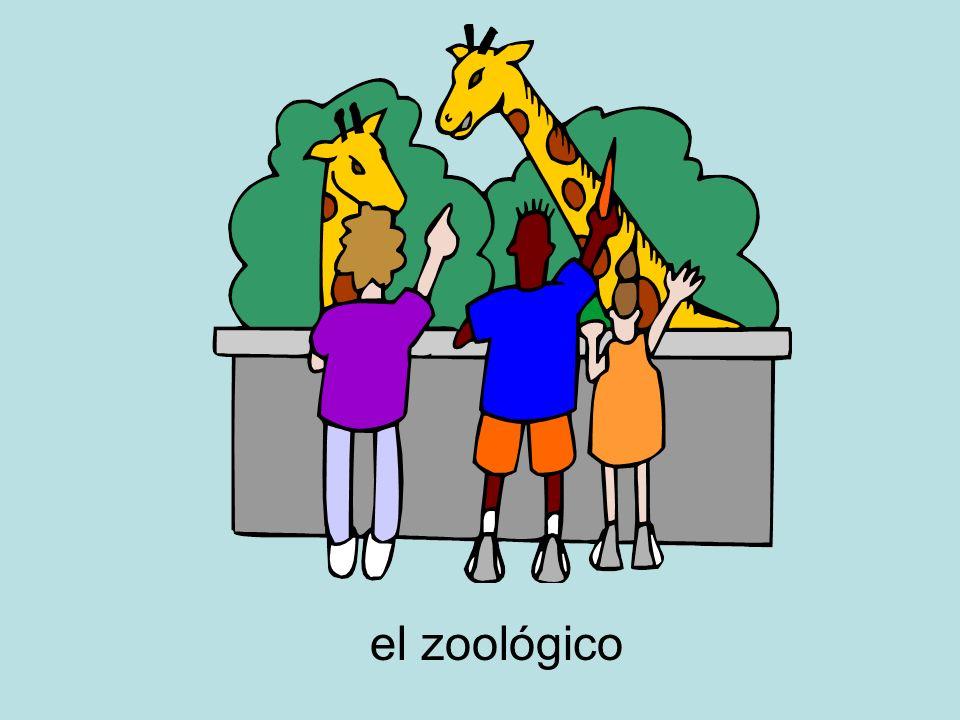 el zoológico