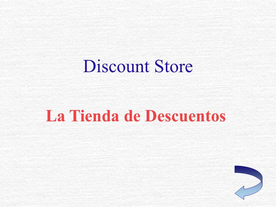 Clothing Store La Tienda de Ropa
