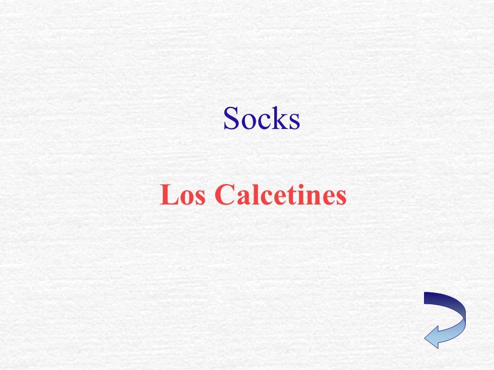 Los Calcetines Socks