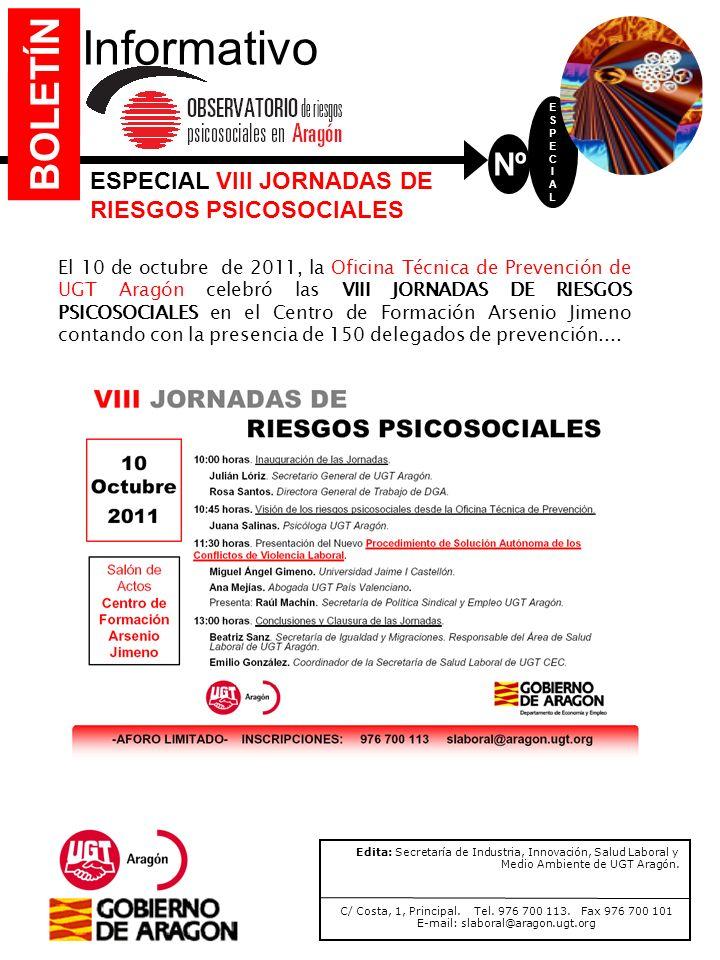 Nº ESPECIALESPECIAL Informativo C/ Costa, 1, Principal.