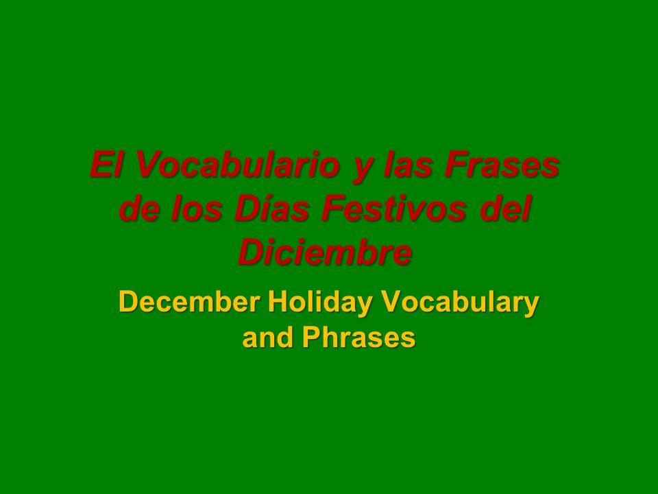 ¡Celebramos con las Comidas Festivas.Lets Celebrate with Holiday Food.