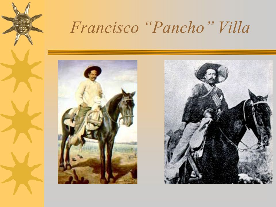 Francisco Pancho Villa