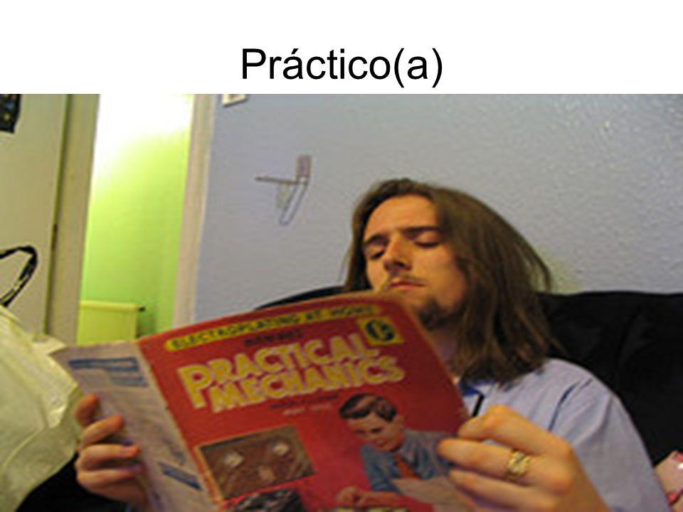 Práctico(a)