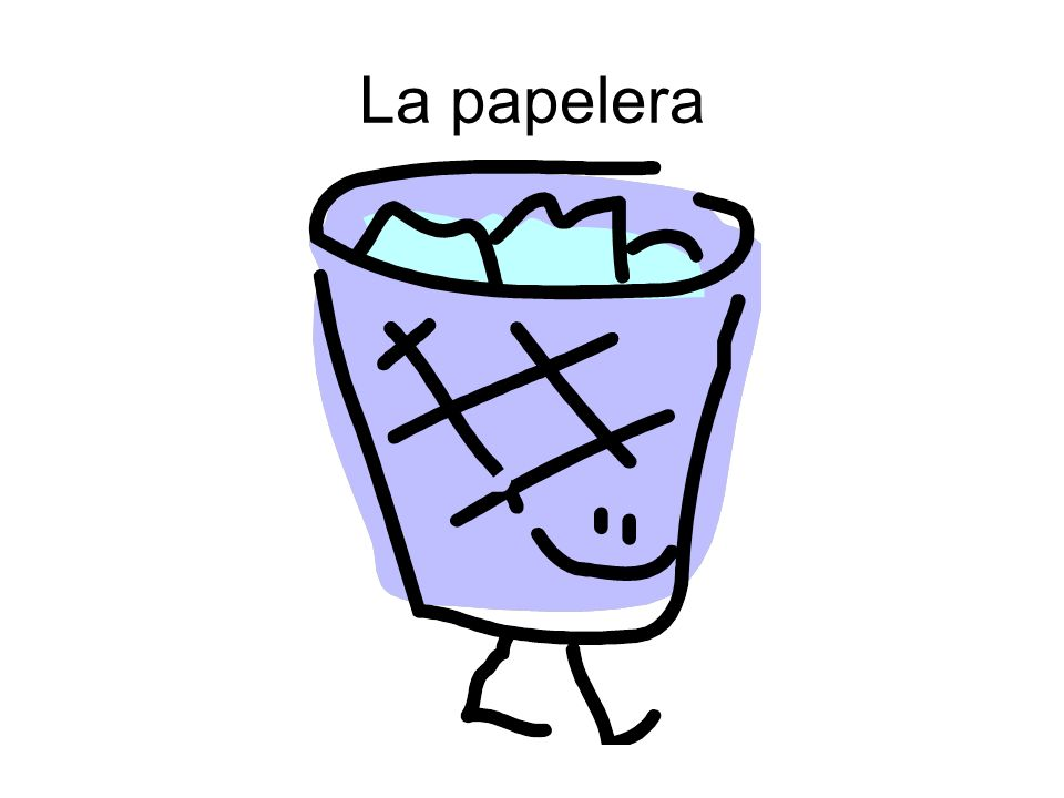 La papelera