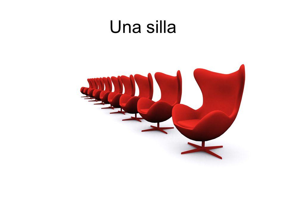 Una silla