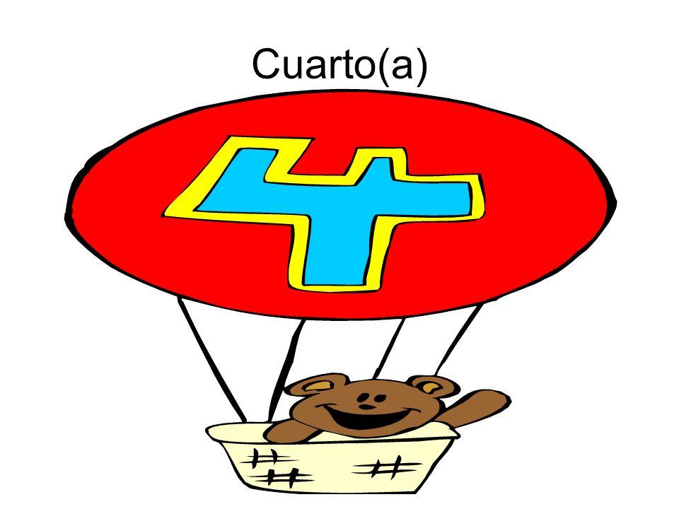 Cuarto(a)