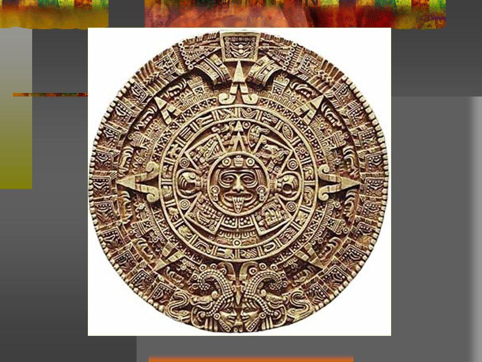Bibliografía mexconnect.com/mex_travel/dpalfrey/aztec.html http://www.azteccalendar.com/azteccalendar.ht ml http://www2.truman.edu/~marc/webpages/native sp99/aztecs/aztec_template.html Joel Ortega