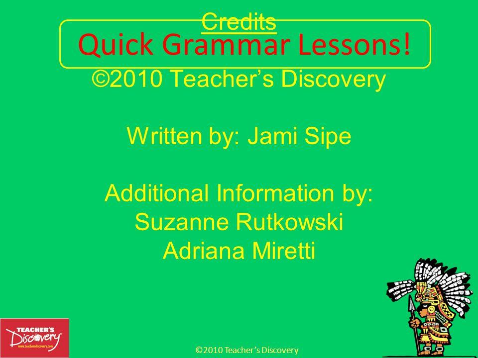 ©2010 Teachers Discovery Iré. ¿A qué hora comerás.