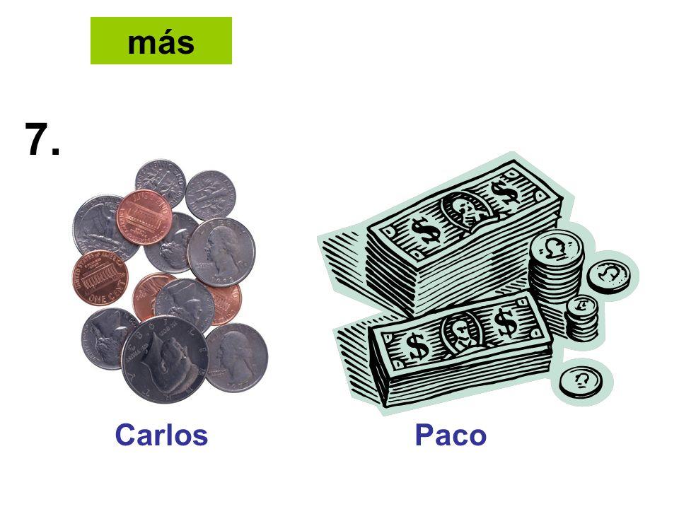 7. CarlosPaco más