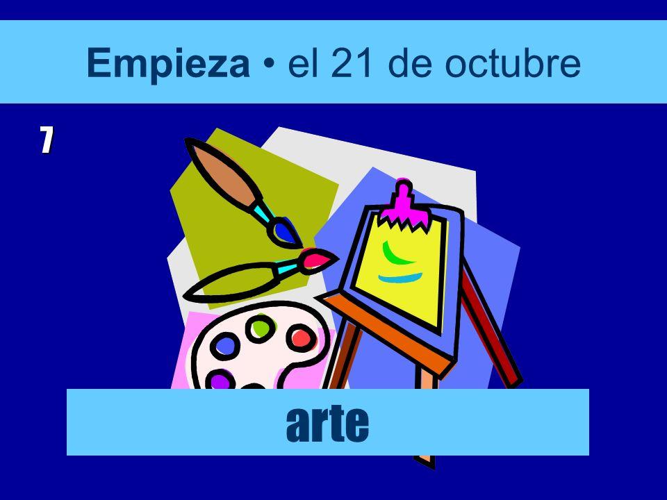 Empieza el 21 de octubre 6 English Grammar inglés