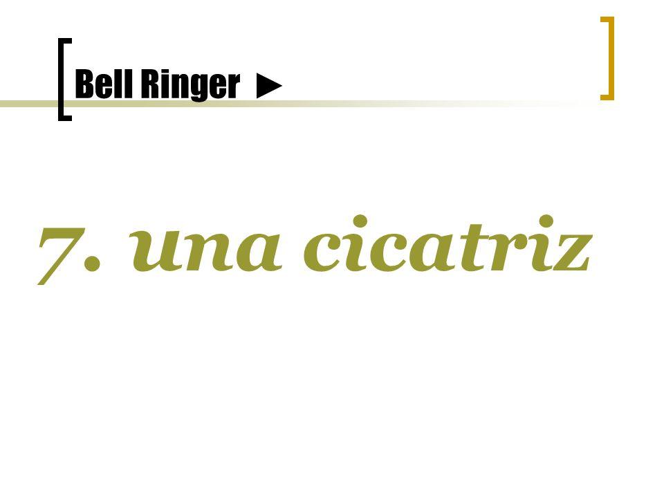 Bell Ringer 6. un error
