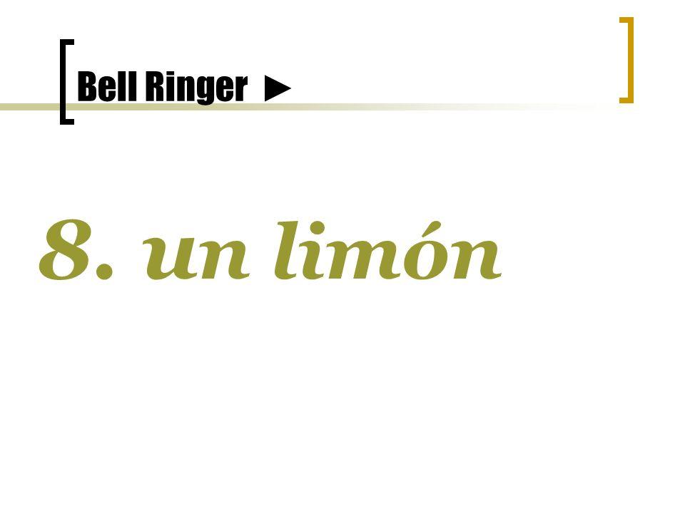 Bell Ringer 7. u na cicatriz