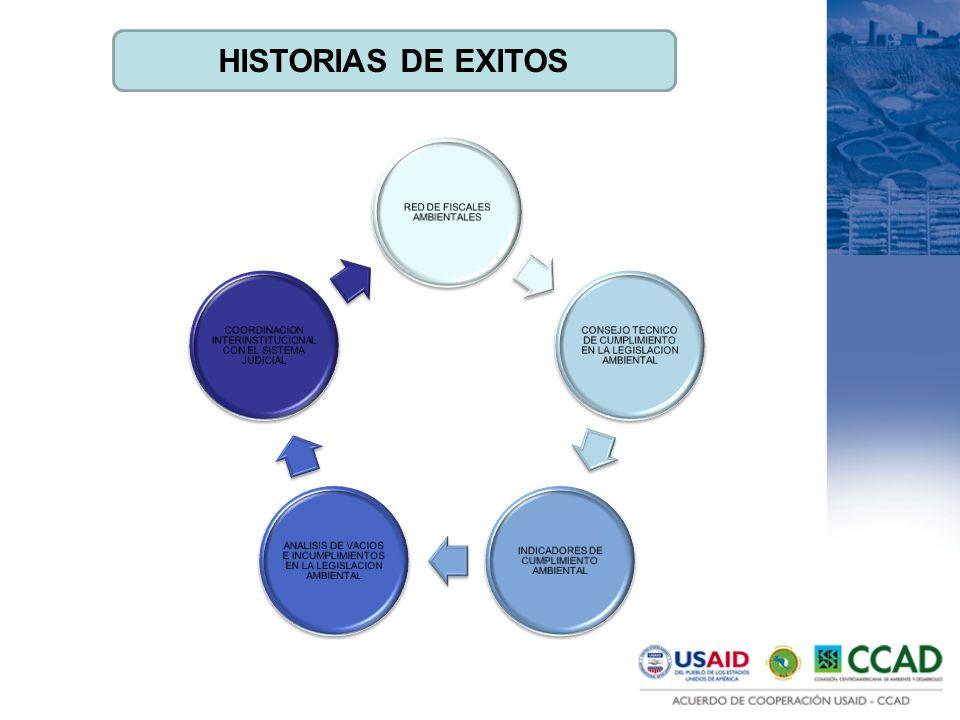 HISTORIAS DE EXITOS