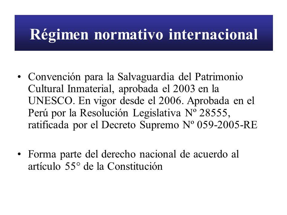 Caso práctico: Pisco Sour Mediante la Resolución Directoral Nacional Nº 1180/INC, el Instituto Nacional de Cultura resolvió declarar Patrimonio Cultural de la Nación al Pisco Sour, cóctel tradicional que forma parte de la gastronomía republicana del Perú.
