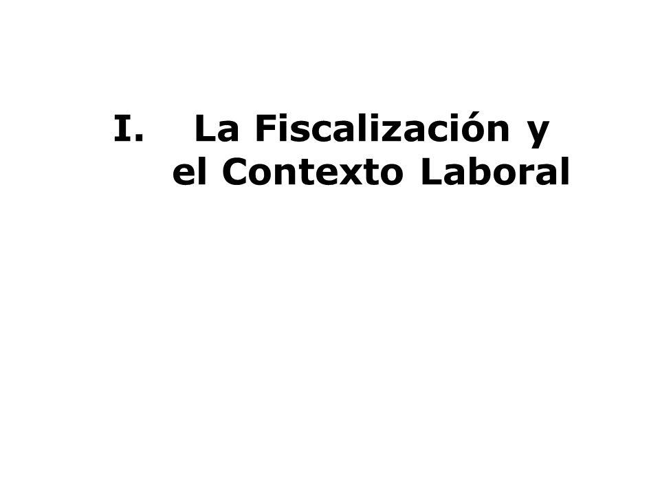 La informalización de lo formal Fuente: MTPE (1990-2003).